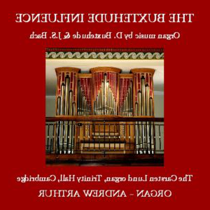 Buxtehude CD cover