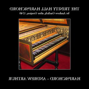 Harpsichord CD cover